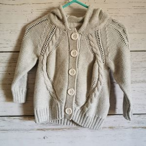 NWT Knit Sweater 6-12m